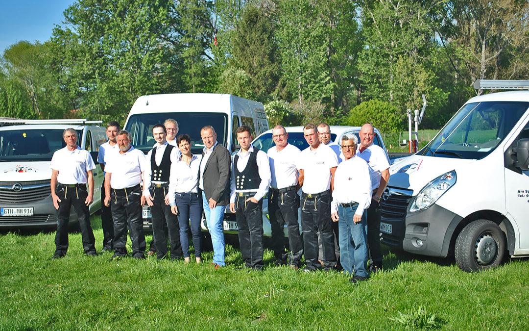 20 Jahre Dachdeckermeisterbetrieb Hoyer