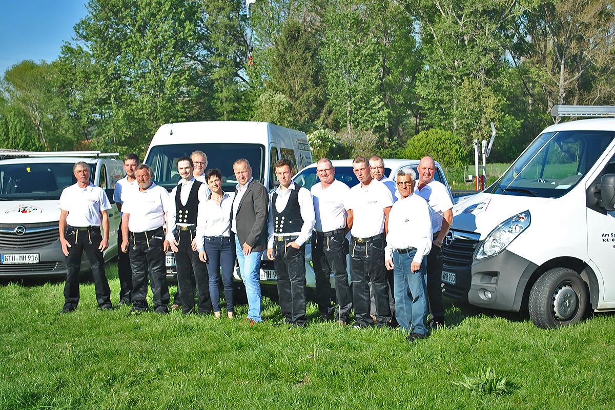 Burgen-Blick - Team Dachdeckermeisterbetrieb Hoyer