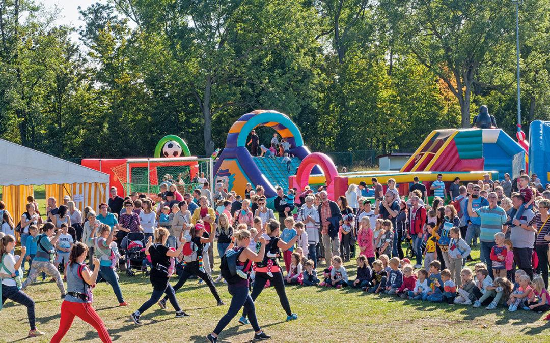 Grandioses Kinder- und Familienfest