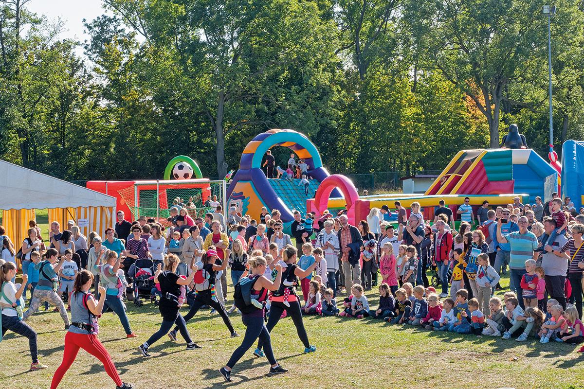Burgen-Blick - Kinder- und Familienfest