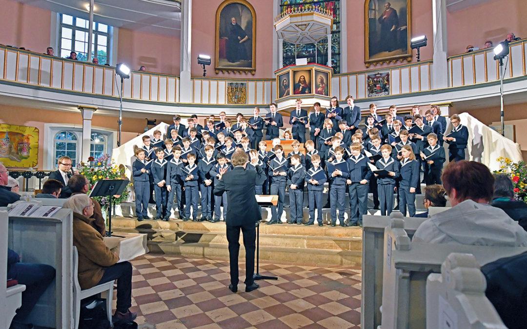 Grandioses Thomaner-Konzert