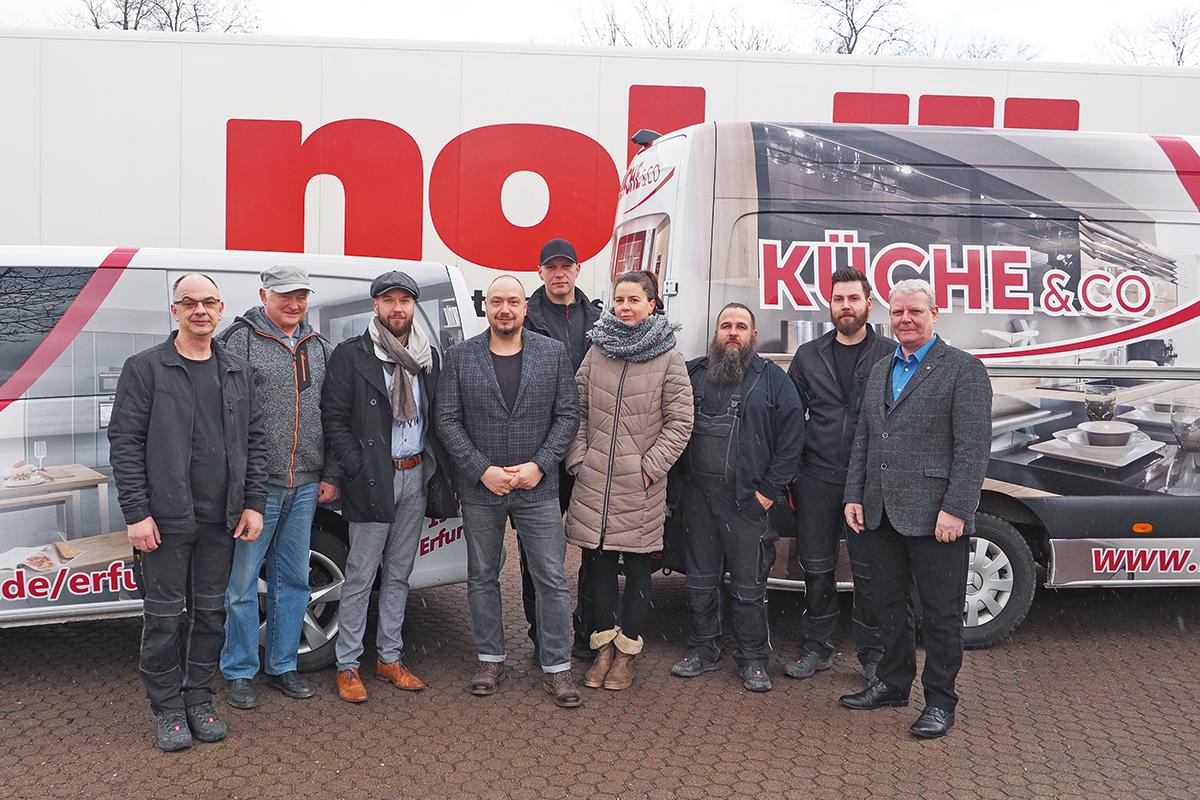Burgen-Blick - Küche&Co Team