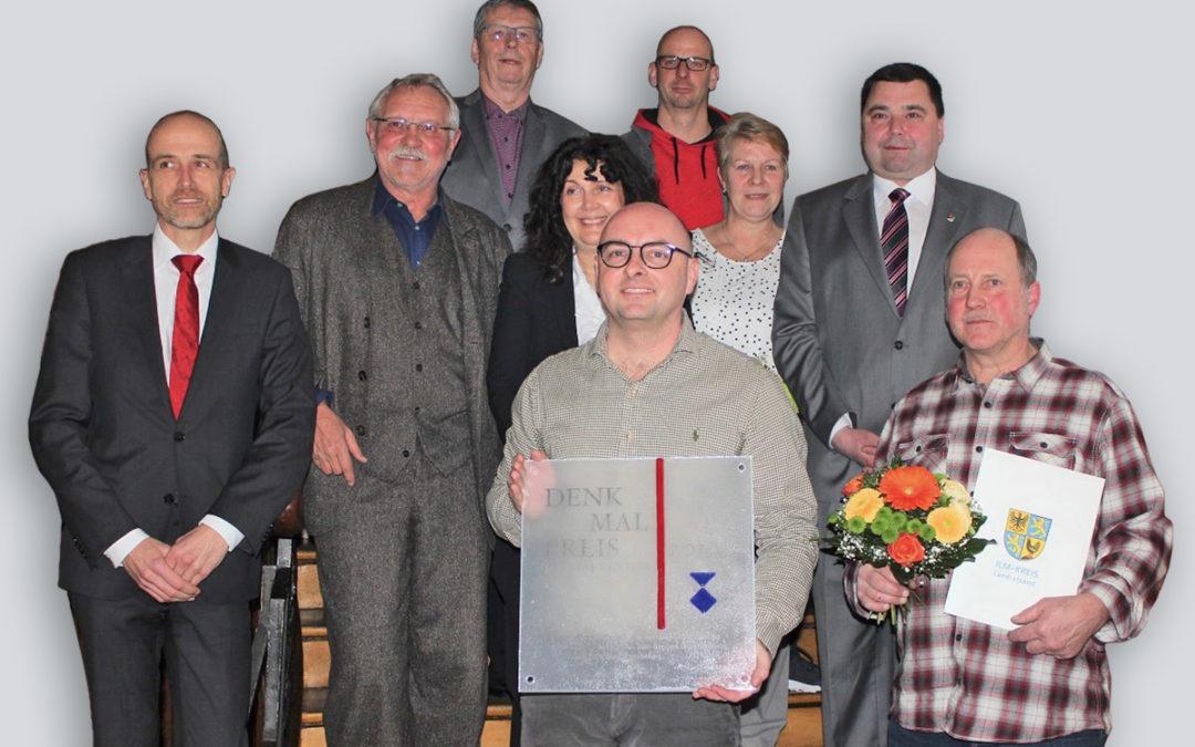 Sülzenbrücken erhielt Denkmalpreis