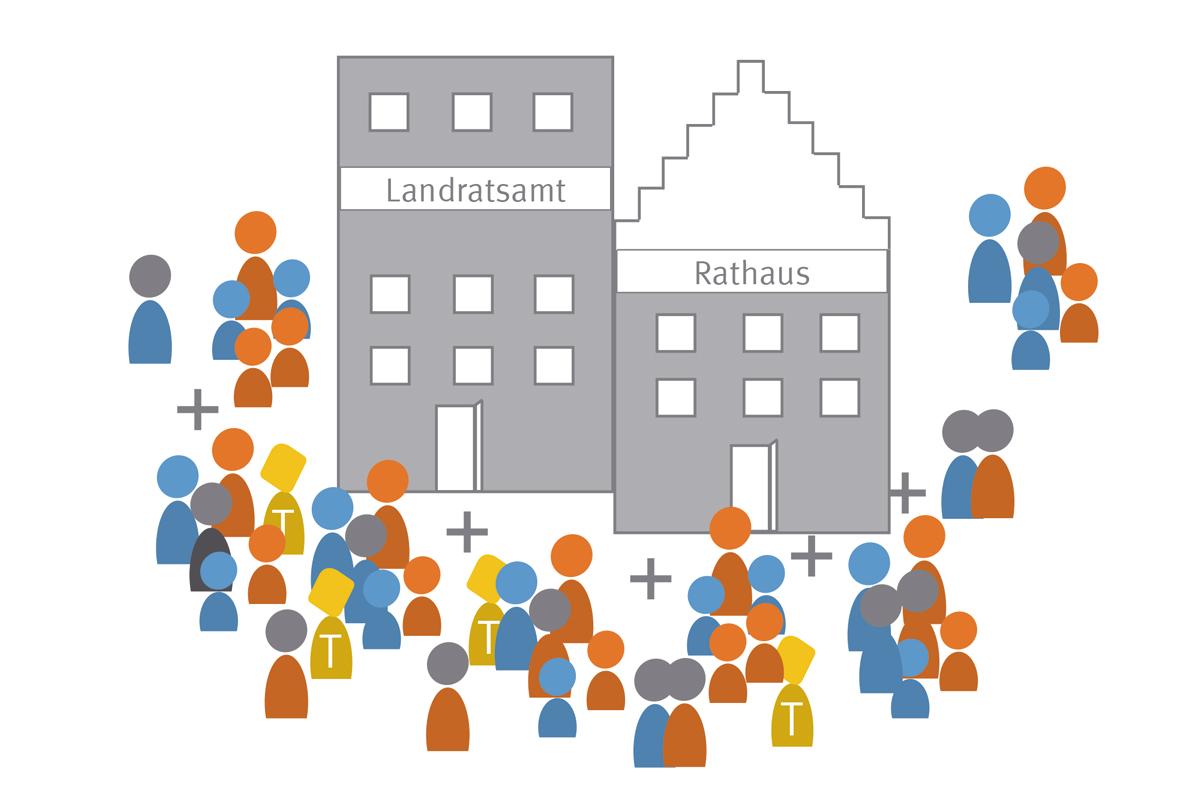 Burgen-Blick - Förderung des Vereinslebens vor Ort