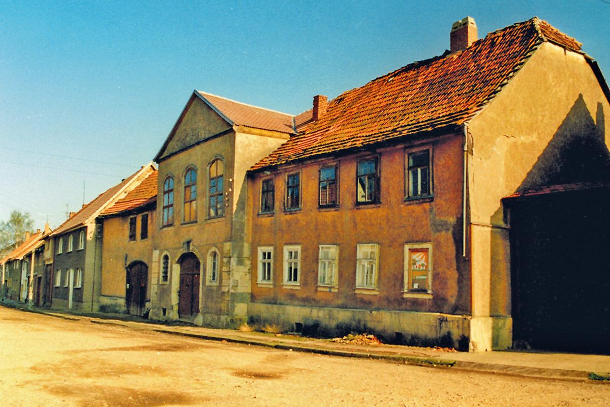 Burgen-Blick - Serie alte Gebäude - Wechmar, Landhaus Studnitz