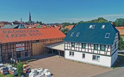 20 Jahre Dachdecker Meisterbetrieb Kehr