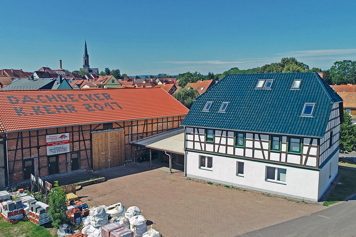 Burgen-Blick - 20 Jahre Dachdecker Meisterbetrieb Kehr