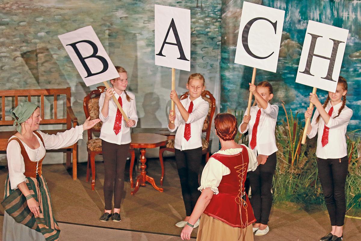 Burgen-Blick - Veit-Bach-Festspiele 2021
