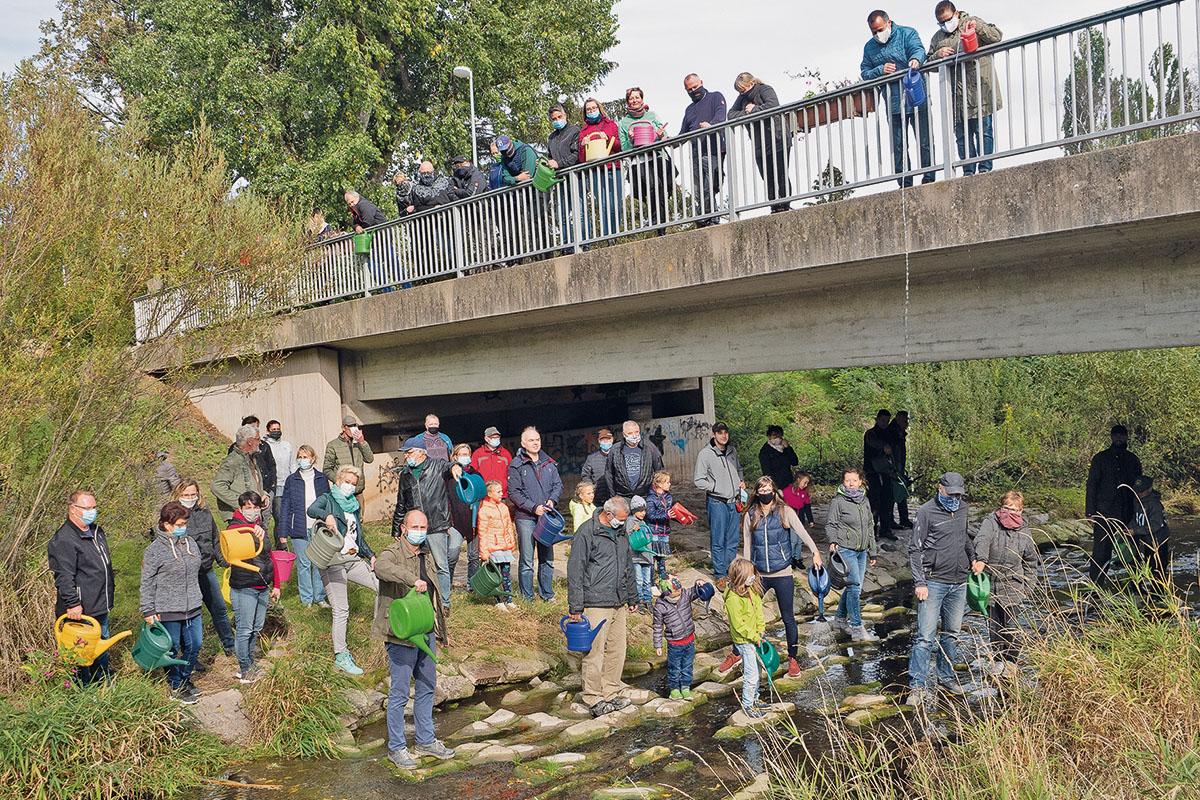 Burgen-Blick - Lebensraum Apfelstädt
