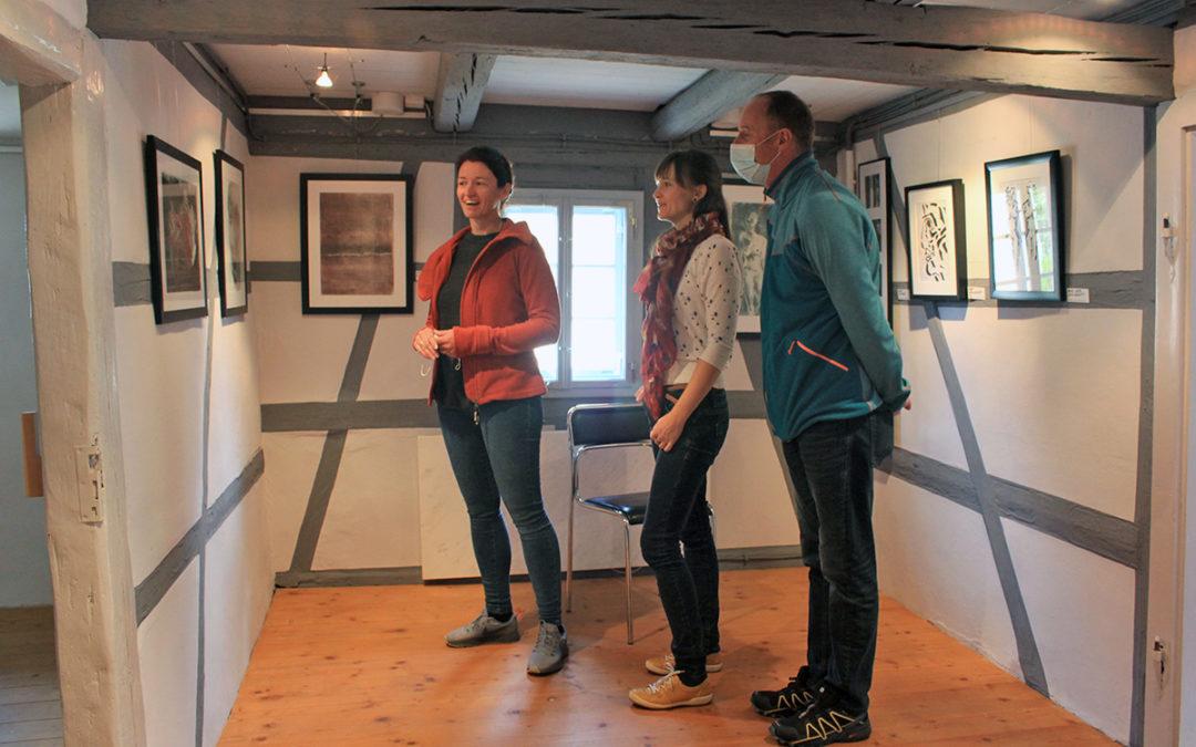 Porträt-Ausstellung im Otto-Knöpfer-Haus