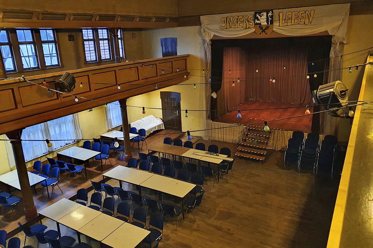 Burgen-Blick - Schänke - Förderverein Dorfzentrum Ingersleben