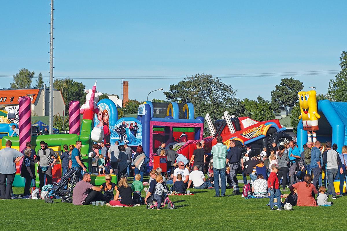 Burgen-Blick - Kinder- und Familienfest Nesse-Apfelstädt 2021