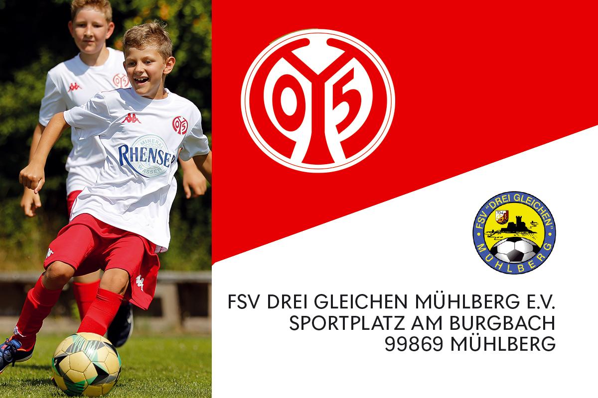 Burgen-Blick - Fussballcamp mit Mainz