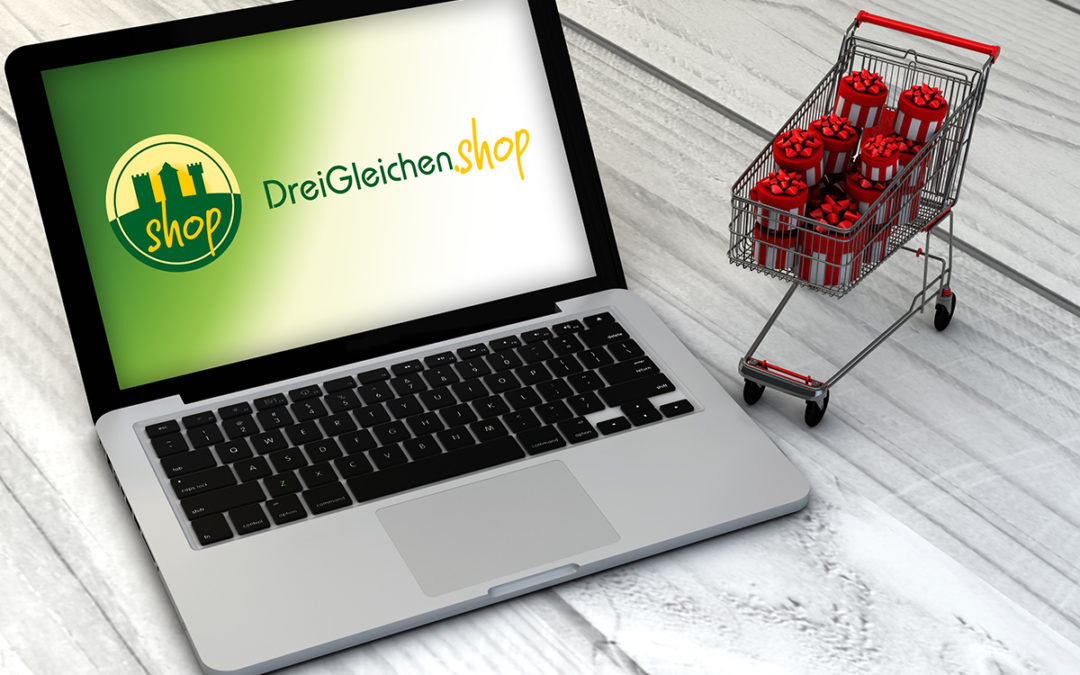 Online regional shoppen