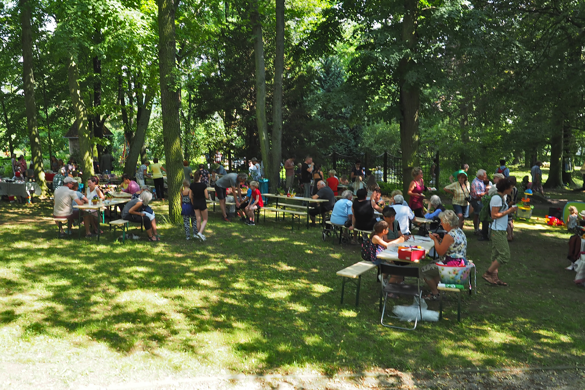 Burgen-Blick - Einladung zum 8. Parkfest im Krügerpark