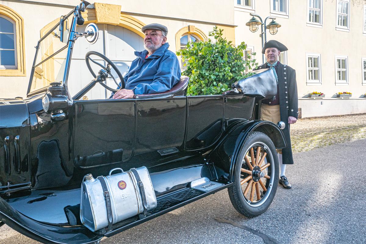 Burgen-Blick - Tradition Laubmännchen
