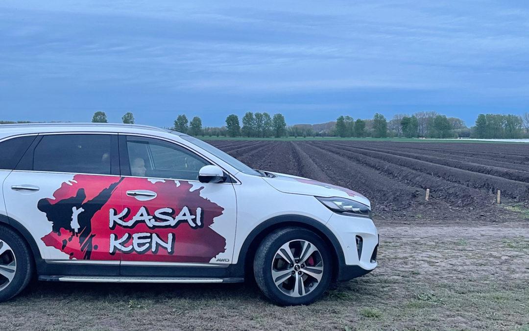 Kasai Ken bewegt und motiviert