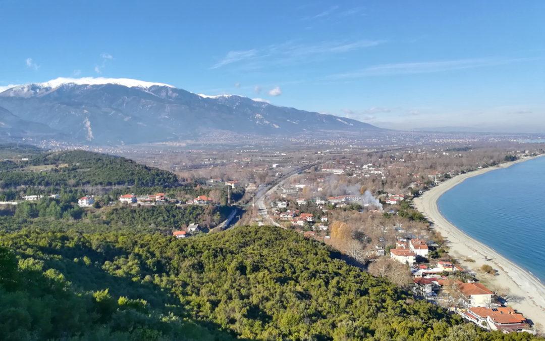 Oligri und die Olympische Riviera