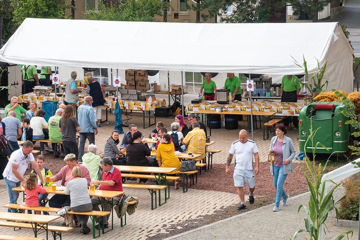 Burgen-Blick - 3. Gemeindefest der Landgemeinde