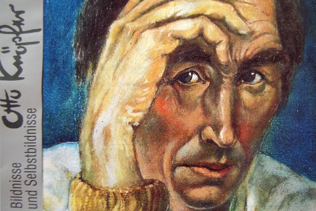Burgen-Blick - Ausstellung Bildnisse und Selbstbildnisse - Knöpfer-Porträts