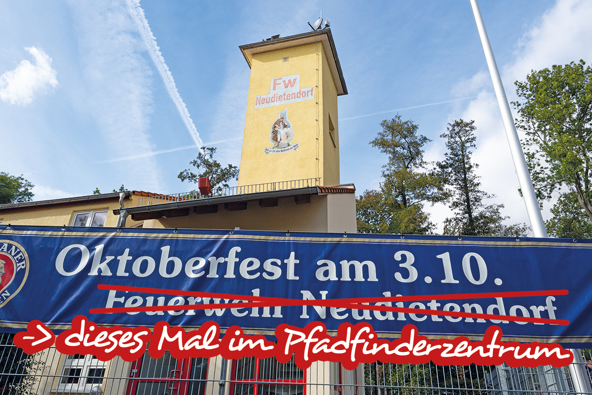 Burgen-Blick - Neudietendorfer Oktoberfest