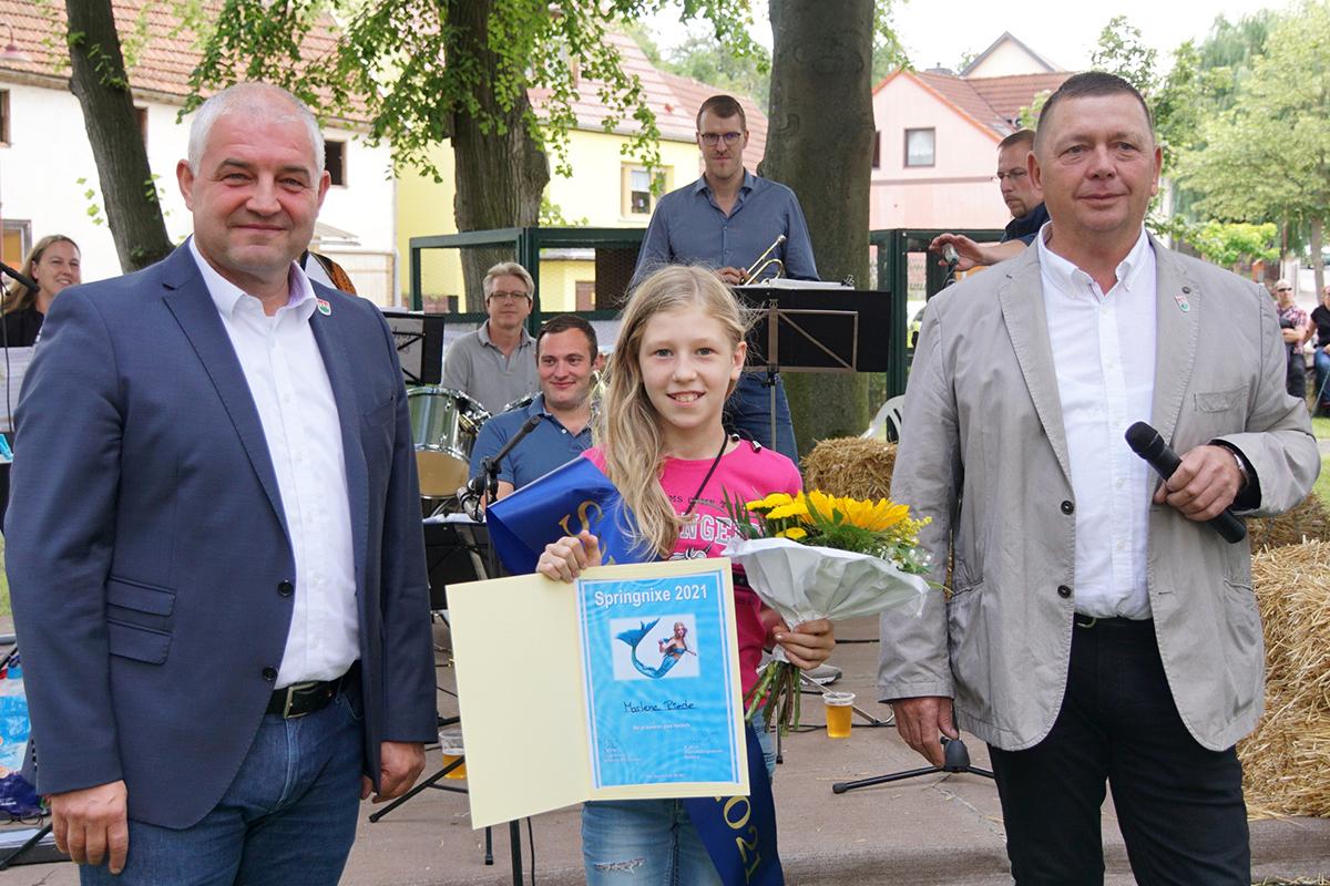 Burgen-Blick - Springfest 2021